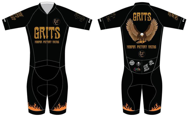 GRITS Hoefer Factory Racing Team 2019 Pro Skin Suit
