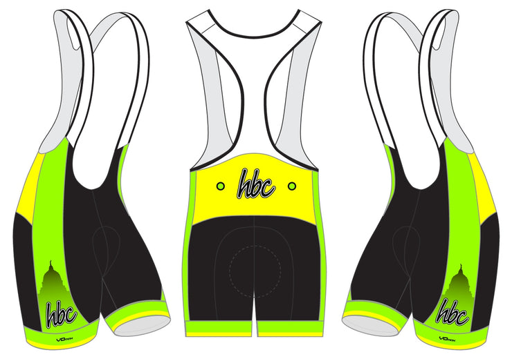 Harrisburg Bicycle Club Cycling Bibs