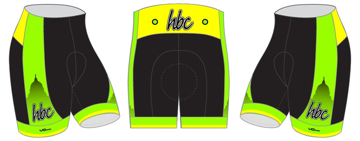 Harrisburg Bicycle Club Cycling Shorts