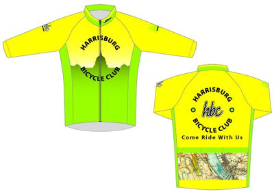 Harrisburg Bicycle Club Eurotherm Jacket