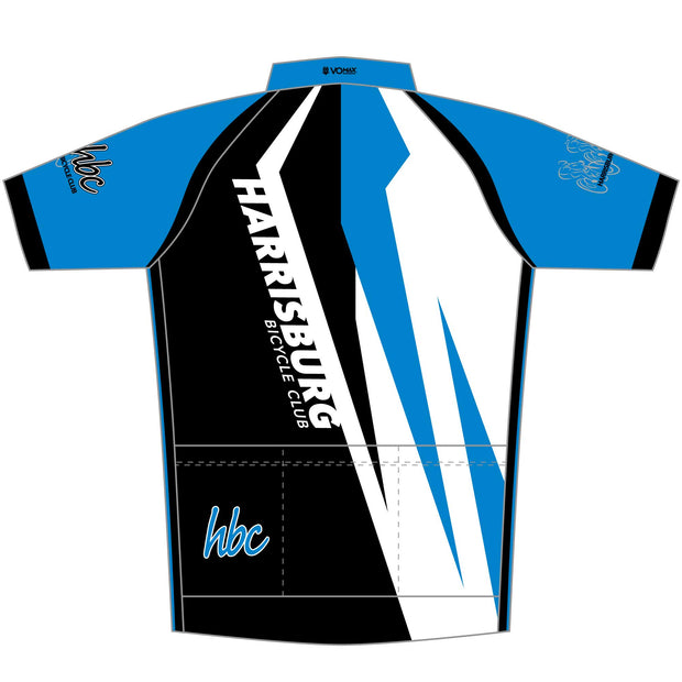 2020 HBC Classic Club Cycling Jersey - Blue