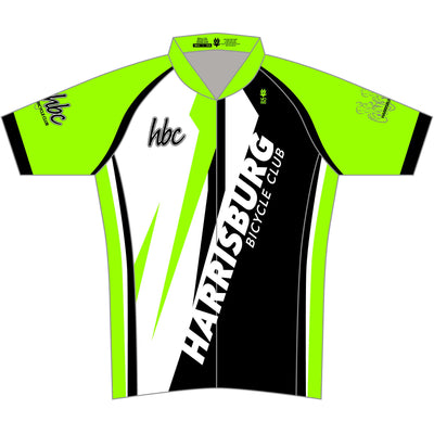 2020 HBC Elite Cycling Jersey - Green