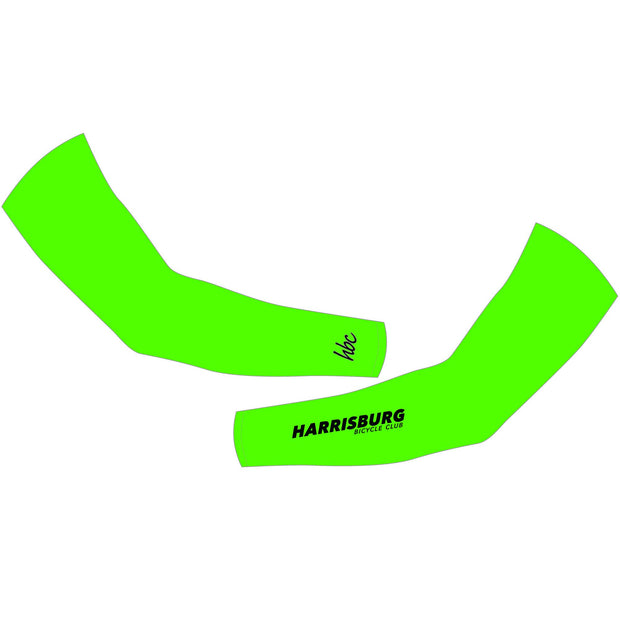 2020 HBC Armwarmers - Green
