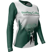 Sterling College + Womens LS REC T Elite
