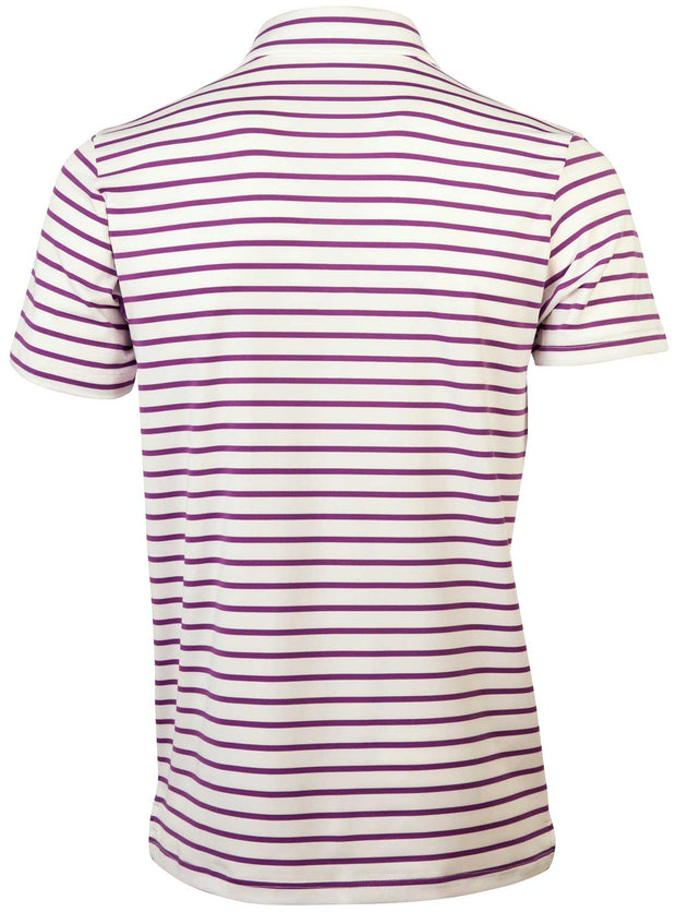 LD4H Men's Golf Polo - Stripes