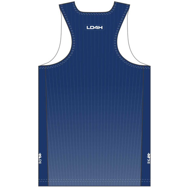 Men's LD4H Singlet - Dark Blue