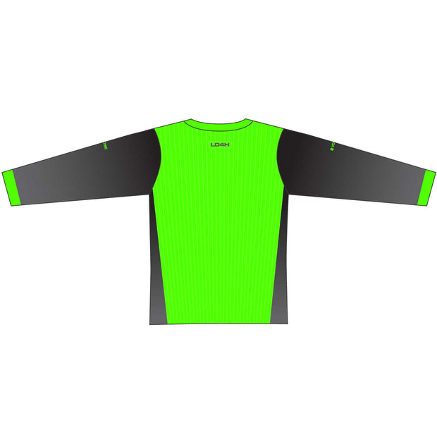 Women's LD4H Long Sleeve Tech Tee - Green