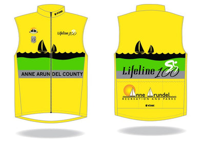 Lifeline 100 Unlined Wind Vest