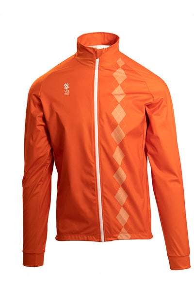 Vomax Men's Lined Jacket - Orange