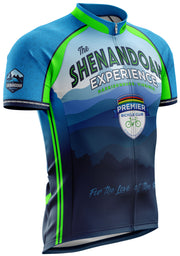 2021 Shenandoah Experience Elite Cut Short Sleeve Cycling Jersey