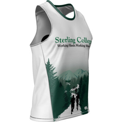 Sterling College + Mens REC Singlet Elite