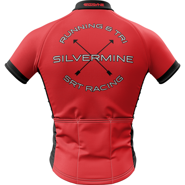 Silvermine + Mens REC Cycling Jersey