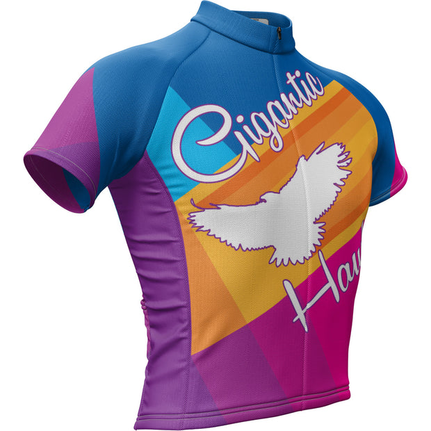 Gigantic Hawk Mens REC Cycling Jersey