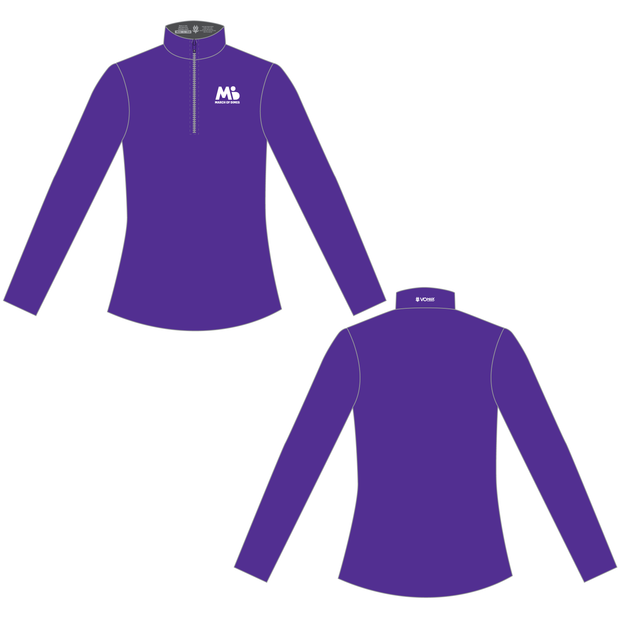 Elite Long Sleeve 1/4 Zip
