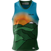 Team AMP + Mens REC Singlet Elite