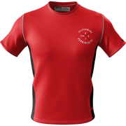Silvermine + Mens Short Sleeve REC T Elite
