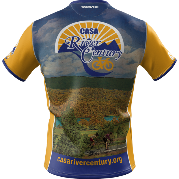 CASA River Century + Mens Short Sleeve REC T Elite