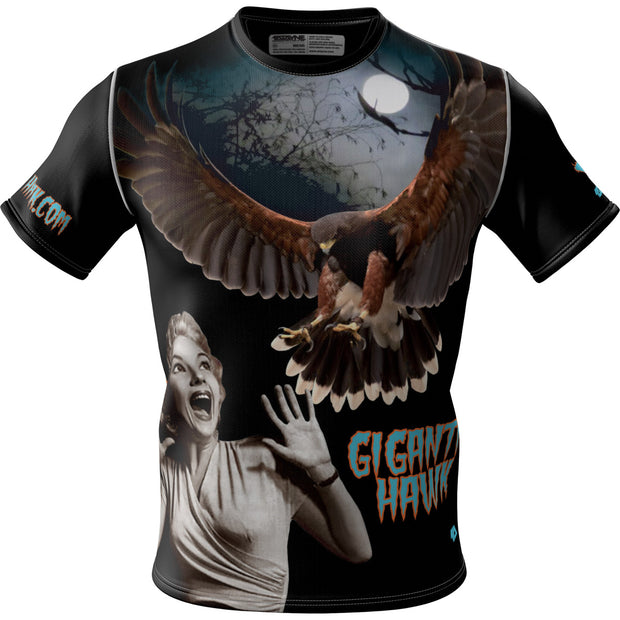 Gigantic Hawk B Movie + Mens SS REC T Elite