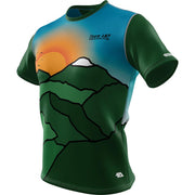 Team AMP + Mens SS REC T Elite