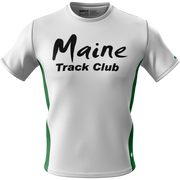 Maine Track Club + Mens Short Sleeve REC T Elite