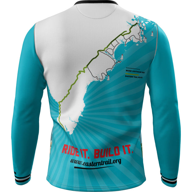 Maine Lighthouse Ride 2019 + Mens LS REC T Elite