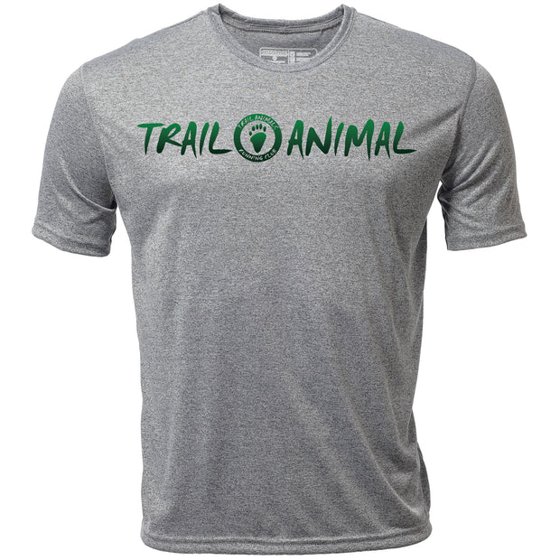 Trail Animal + Mens Short Sleeve Hybrid T