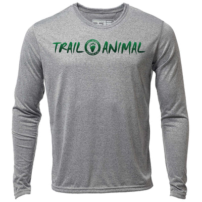 Trail Animal + Mens Long Sleeve Hybrid T