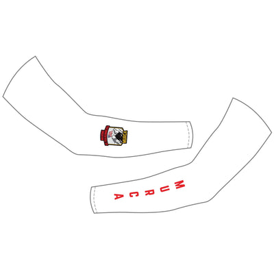 MURCA Arm Warmers - White
