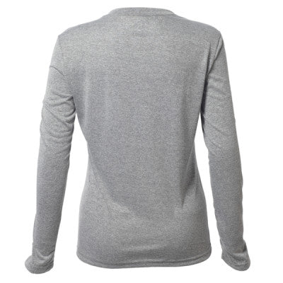 Eastern Trail + Womens Long Sleeve Hybrid T