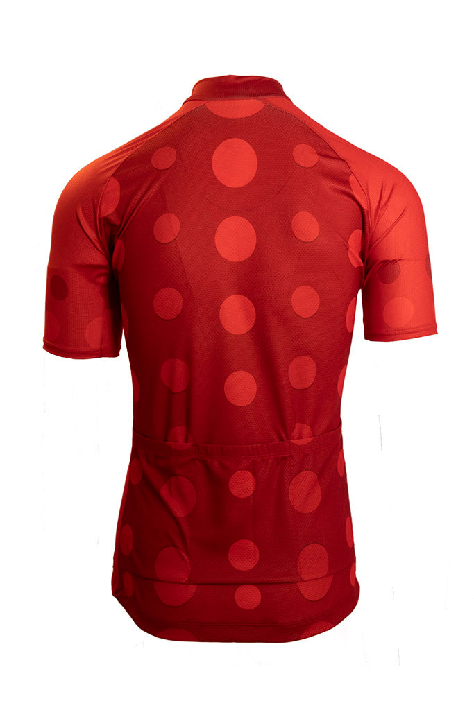 VOmax Men's Elite Cycling Jersey - Red