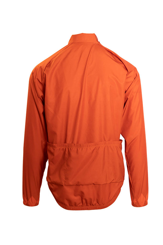 Vomax Men's Windbreaker - Orange