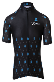 Men's VOmax Short Sleeve Race Cycling Jersey