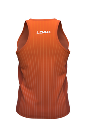Men's LD4H Singlet - Orange