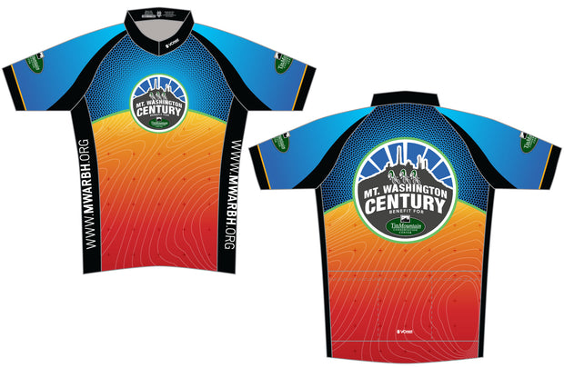 Mt. Washington Century Race Cut Jersey 2020