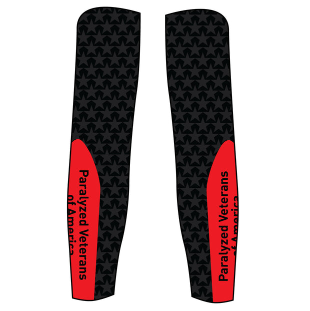 Paralyzed Veterans Racing Arm Warmers