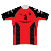 Paralyzed Veterans Pro Short Sleeve Cycling Jersey