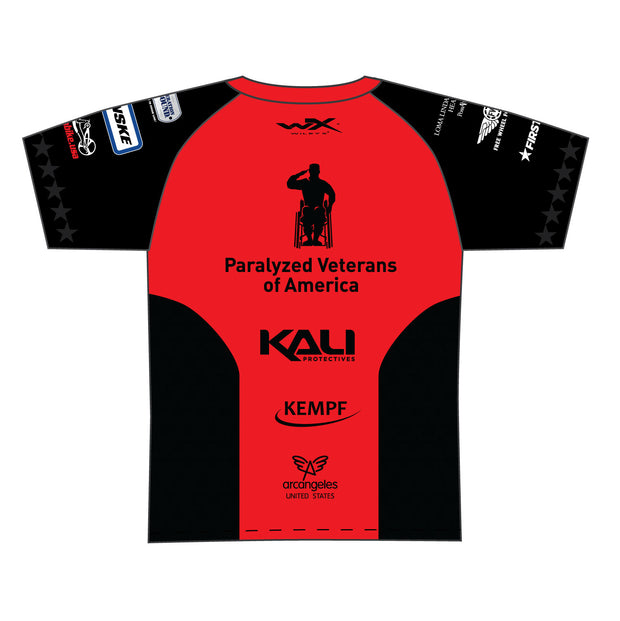 Paralyzed Veterans Racing Elite Tee