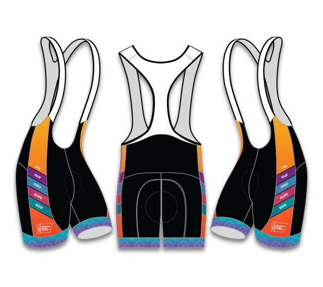ACS Pan Ohio Cycling Bib Shorts