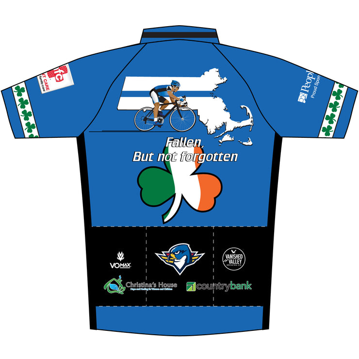 2020 Ride to Remember Ireland Short Sleeve Jersey