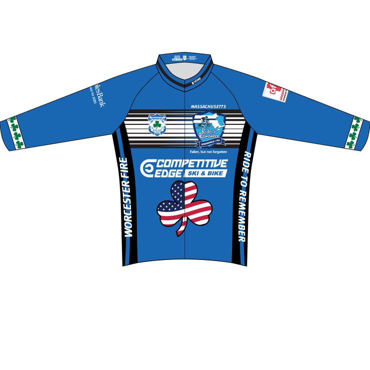 2020 Ride to Remember Ireland Long Sleeve Jersey