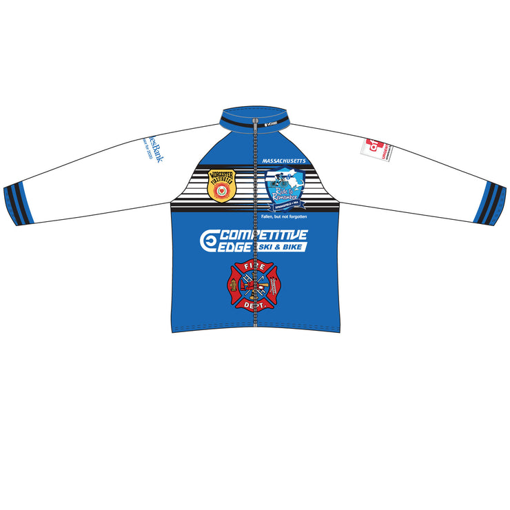 2020 Ride to Remember Police Aero Windbreaker Jacket