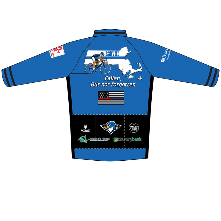 2020 Ride to Remember Police Long Sleeve Jersey