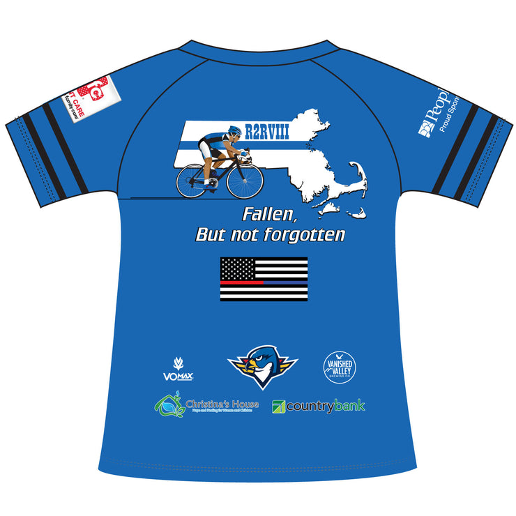 2020 Ride to Remember Police Short Sleeve Tee