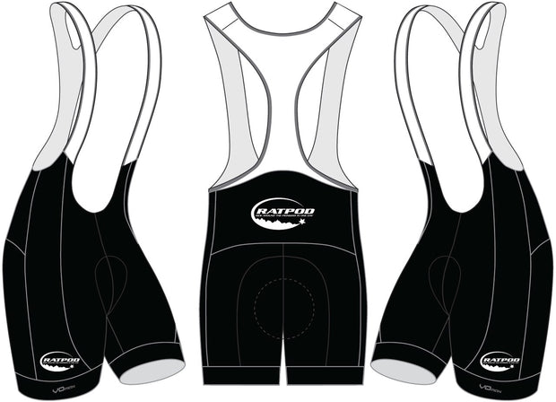 RATPOD Camp Mak-A-Dream Cycling Bibs