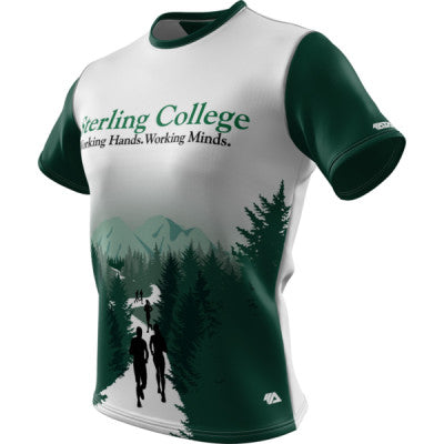 Sterling College + Mens SS REC T Elite