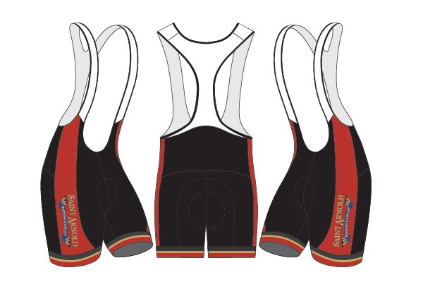 Saint Arnold Brewing Company Bib Shorts