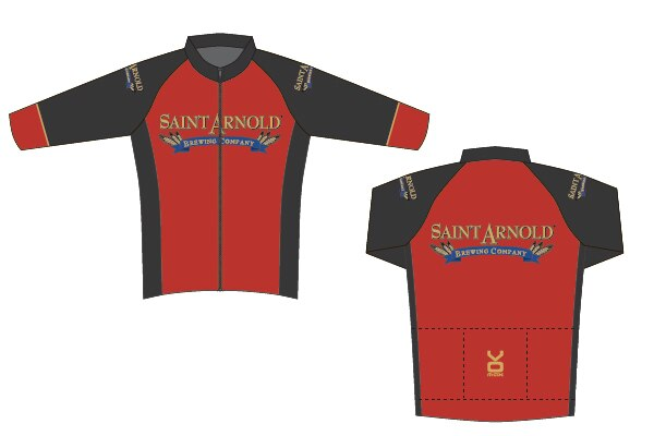 Saint Arnold Brewing Company Eurotherm Jacket