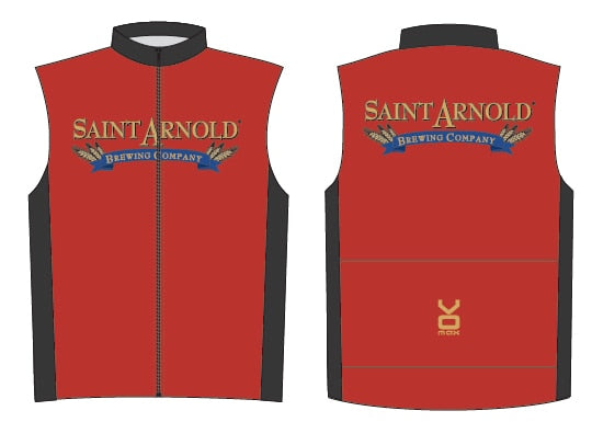 Saint Arnold Brewing Company Unlined Wind Vest