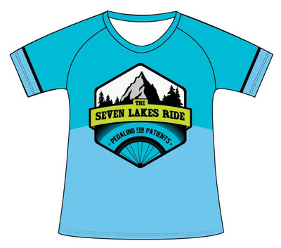 Seven Lakes Ride Elite Tee