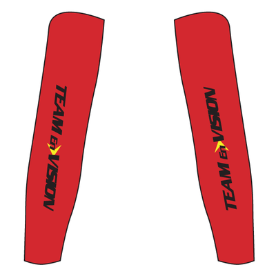 Team enVision Red Arm Warmer